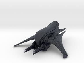 Space Banshee in Black PA12: 1:72