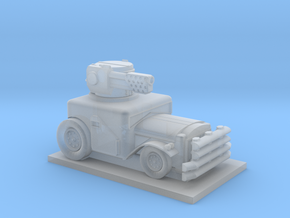 Burner Buggy in Smooth Fine Detail Plastic