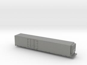 1:76 VRA (Temp Ctrl Wagon) in Gray PA12