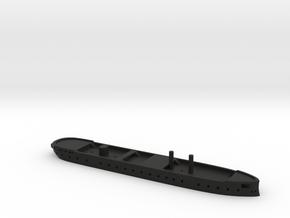 1/1250 HMS Northumberland (1866) Gaming Model in Black Natural Versatile Plastic