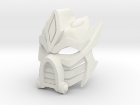 Great Mask of Possibilities in White Natural Versatile Plastic