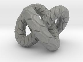DRAGON Solid Pendant in Gray Professional Plastic