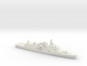 Vasco da Gama-class frigate, 1/2400 in White Natural Versatile Plastic