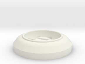 Inferno Chest Box Adapter in White Natural Versatile Plastic