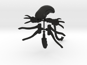 Baron Karza Xenos King Kit in Black Natural Versatile Plastic
