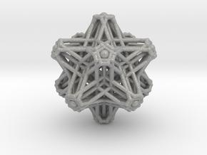 Hedron stars Nest in Aluminum
