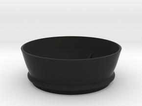 PortaFilter Funnel in Black Natural Versatile Plastic