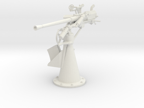 1/24 DKM Single 20mm FLAK C30 Rside in White Natural Versatile Plastic