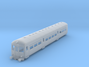 o-148-cl109-trailer-coach-1 in Smooth Fine Detail Plastic