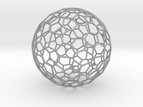 """Gigantic """"irregular"""" polyhedron in Aluminum"""