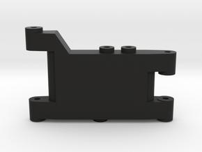 Tamiya TL-01b Front Suspension Arm in Black Natural Versatile Plastic