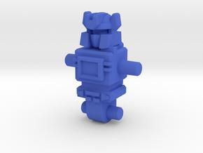 Soundwave Inchman Body in Blue Processed Versatile Plastic: Large