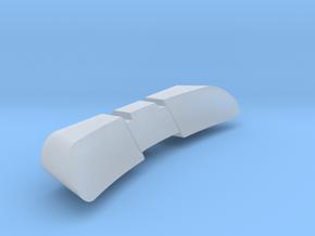 Reimagined Impulse Engine in Smooth Fine Detail Plastic