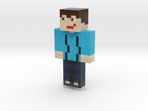 (3) | Minecraft toy in Natural Full Color Sandstone