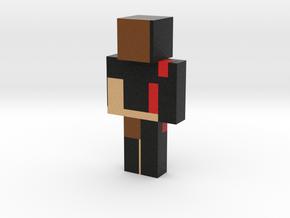 New Piskel-1 | Minecraft toy in Natural Full Color Sandstone