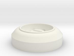Inferno Chest Box Adapter Kids in White Natural Versatile Plastic