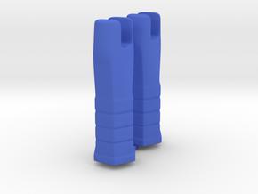 CoreWrench Presta Valve Cap in Blue Processed Versatile Plastic