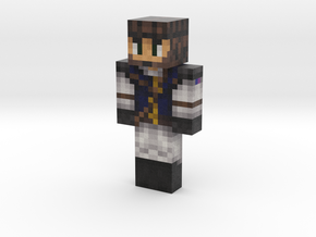 Jihair | Minecraft toy in Natural Full Color Sandstone