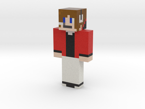 Skin | Minecraft toy in Natural Full Color Sandstone