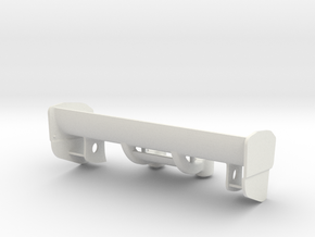 AILERON V2 MAZDA -787 - GROS APPUIS in White Natural Versatile Plastic