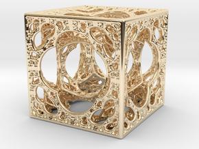 Mystic HyperMenger in 14k Gold Plated Brass