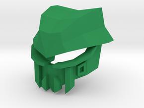 zatth G3 in Green Processed Versatile Plastic