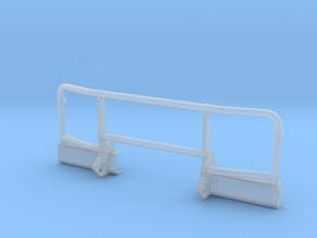 1/35 AUSTRALIAN ARMY LAND ROVER 6x6 LRPV W/WINCH in Smoothest Fine Detail Plastic