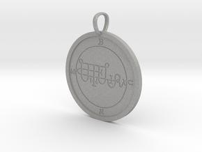 Bune Medallion in Aluminum