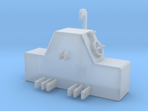 Treckergewicht 1-87 in Smooth Fine Detail Plastic