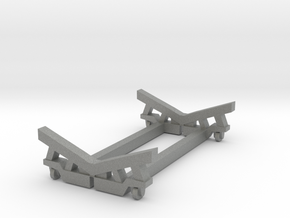 1/72 Cradle for USN Catapult P-6 in Gray PA12