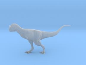 Carnotaurus sastrei - 1/72 Scale in Smooth Fine Detail Plastic