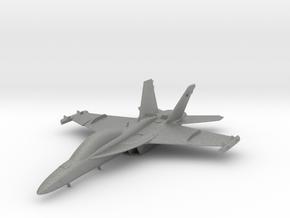 Boeing EA-18G Growler in Gray PA12