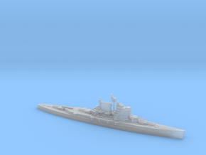 HMS Tiger 1939 1/2400 in Smooth Fine Detail Plastic