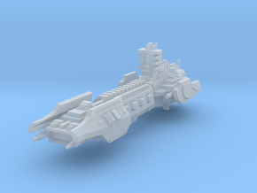 Crucero de Asalto de los Caballeros Grises  in Smooth Fine Detail Plastic