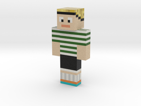 Skin Fertig | Minecraft toy in Natural Full Color Sandstone