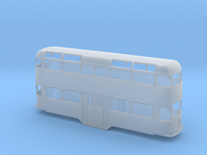 Sunderland Tram 48 (ex-South Shields) 4mm in Smooth Fine Detail Plastic