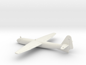 (1:144) Arado Ar 234R in White Natural Versatile Plastic
