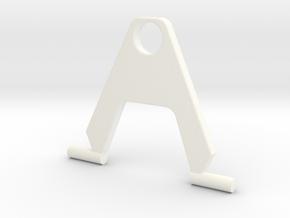 1.4-5 MK10 BAE HAWK (F) in White Processed Versatile Plastic