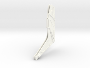 1.5 EJECTION SEAT F18C (F) in White Processed Versatile Plastic