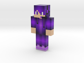 GMCDEEZ   Minecraft toy in Natural Full Color Sandstone
