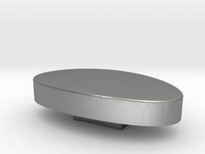 Kojiri  3.82 x 1.01 x 2.09 cm in Natural Silver