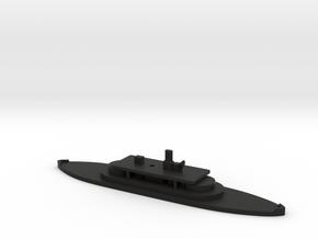 1/1250 Cerberus-class (1868/1870) Gaming Model in Black Premium Versatile Plastic