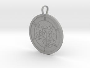 Berith Medallion in Aluminum
