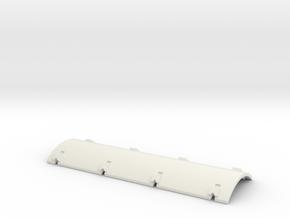 Litening III Targeting Pod Access Door in White Natural Versatile Plastic: 1:12