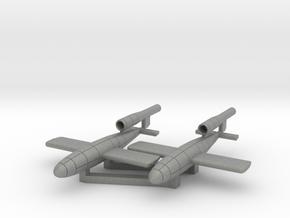 V-1 flying bomb  Fieseler Fi 103 in Gray Professional Plastic: 6mm