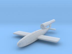 V-1 flying bomb  Fieseler Fi 103 in Smooth Fine Detail Plastic: 1:144