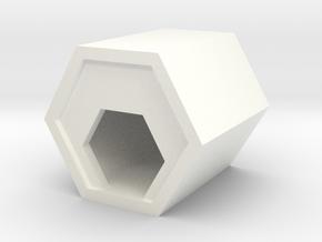 房中房 Home in home in White Processed Versatile Plastic: Small