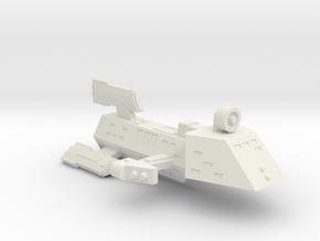 3125 Scale Kzinti Killer Escort Frigate (FKE) SRZ in White Natural Versatile Plastic