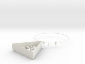 台灣獼猴 Macaca cyclopis in White Natural Versatile Plastic