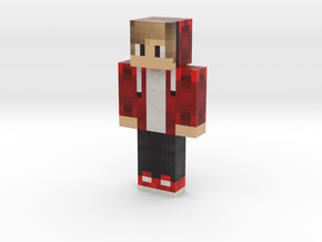 New_Ryan_Skin (1) | Minecraft toy in Natural Full Color Sandstone